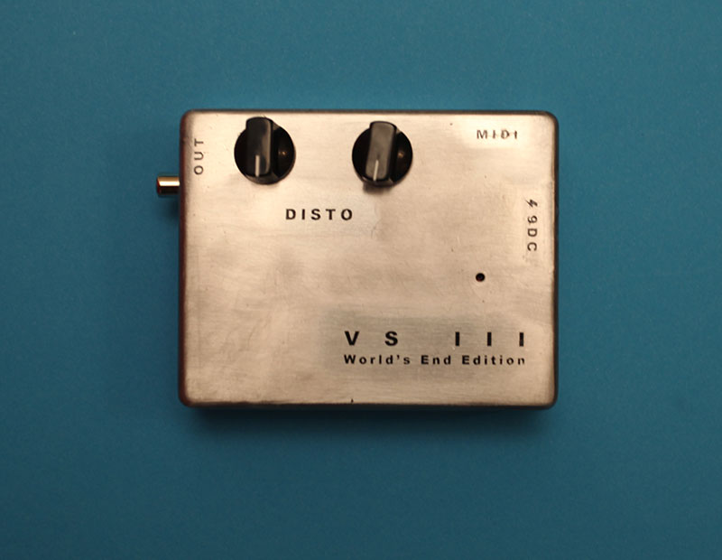VS III :: video synthesizer | Bruno Levy